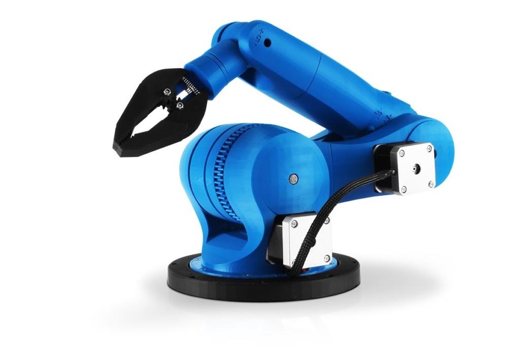 Braccio Meccanico realizzato con Stampa 3D